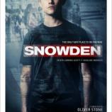 『米連邦政府告発者。。。映画『スノーデン』トレーラー!』の画像