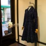 『店頭用コートドレスをご紹介します。』の画像