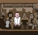 テクノロジーの奴隷のみなさまへ。思わず「ドキッ!」とする風刺画