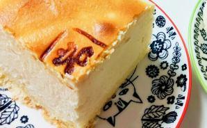 とろける美味しさのチーズケーキ