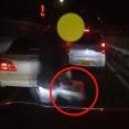 【動画】阿倍野区のレッカー車上荒らし乗用車強盗の手口が完全にワイスピ