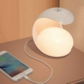 LEDは暖かみのある電球色を採用◎付属のACアダプ…