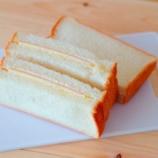 『夏日のお弁当・冷凍サンドイッチ』の画像