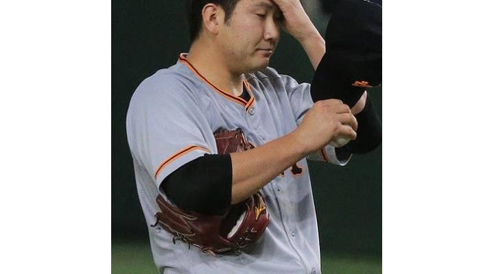 巨人・菅野「下位打線に打たれるなんて論外」