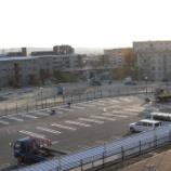 『駐車場拡張工事の完了(11/16)』の画像