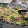 あさりと春キャベツの和風スパゲッティ ホットプレートパスタレシピ♪