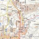 奈良市、青山地区の青山_京都・奈良街道_水準点(1399)、三角点探訪(291)