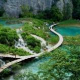 『死ぬまでに行きたい世界の美しい滝5選』の画像