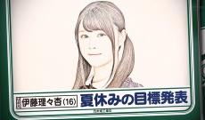 【乃木坂46】伊藤理々杏、見えたッ!