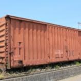 『放置貨車 ワム80000形ワム280239』の画像