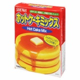 『ホットケーキミックスの美味しいレシピおしえつ』の画像