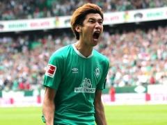 日本代表エース大迫勇也 ブンデス 7試合 4得点!