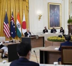 中国、クアッド首脳会談に強く反発「冷戦式の思考」=韓国の反応