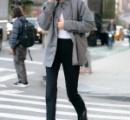 今冬のおしゃれ上級女子はみんな半長靴(コンバットブーツ)だゾ!☆