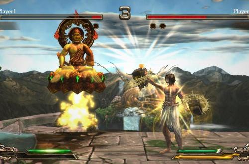 【悲報】キリストや仏陀を戦わせる不謹慎な格闘ゲーム、発売されるのサムネイル画像