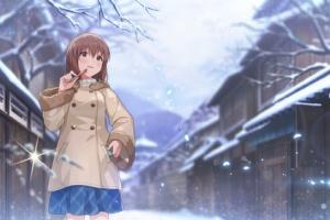 【ミリシタ】『想いをのせて…ウィンタースノーライブガシャ』開催!SSR雪歩登場!