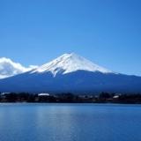 【画像】富士山、なんか様子がおかしい・・・。