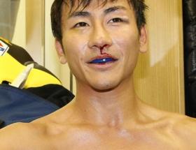 キマグレンのKUREIがプロボクサーデビューも1回KO負け!