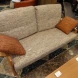 『【2012年1月末まで・日進木工geppoキャンペーン】シードソファをお買い上げいただいたお客様にクッションプレゼント・NFK-78C』の画像