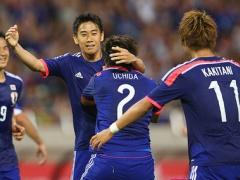 【速報】日本代表、内田の先制ゴールを守りきり1-0でキプロス破る(動画あり)
