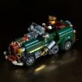 LEGOスチームパンク・カー
