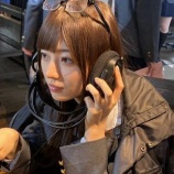 『DJ梅ちゃんの写真が到着です! カッコいいな!【乃木坂46】』の画像