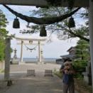 シルバーウィークは琵琶湖から能登へその⑦ 須須神社・珠洲岬