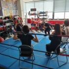 『初開催の昼イベント/現役プロボクサーのボクシングスクール/ボクシングプロ▪アマ選手練』の画像
