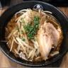 辛焦がし味噌たん麺 一向@神保町