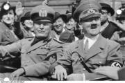 ドイツ「ナチスが悪い」 イタリア「ムッソリーニが悪い」 日本「全国民で反省」 ←日本はアホ