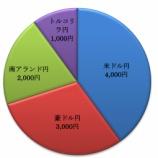『FX手法を公開2。毎月1万円の積立て方法(毎月1,000円もOK)』の画像