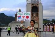 朝日新聞「韓国人と日本人つながれる 隣国の友好を諦めないという強い思い」