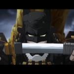 「ニンジャバットマン」の公開が決定!バットマンが戦国時代を舞台に忍者として戦う?!製作は神風動画が担当
