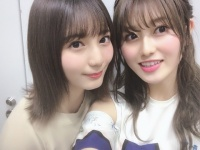 【欅坂46】美の共演 !!可愛すぎるツーショット!!