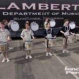 『【WGI】ドラム大会ロット! 2019年ランバート高校『イン・ザ・ロット』大会本番前動画です!』の画像