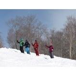 『コンディション良好!新雪も楽しめた週末でした。』の画像