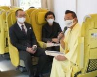 """『西武鉄道001系""""Laview""""ブルーリボン賞受賞式と……』の画像"""