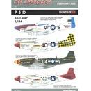 エデュアルド(eduard) P-51D EXCALIBUR には 1/144 のキットも在るってさ! そして・・・!!