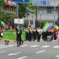 2014年横浜開港記念みなと祭国際仮装行列第62回ザよこはまパレード その103(鎌倉女子大学中・高等部マーチングバンド)の1