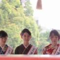第60回鎌倉まつり2018 その14(ミス鎌倉2017退任式)