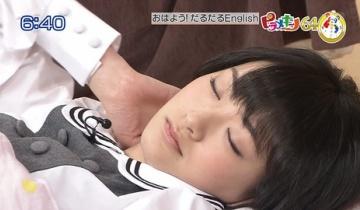 【乃木坂46】里奈の寝顔が可愛すぎるんだがどうすれば嫁にできますか?