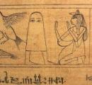 エジプト人さん「なんか壁画におもしろキャラ描いたろw」