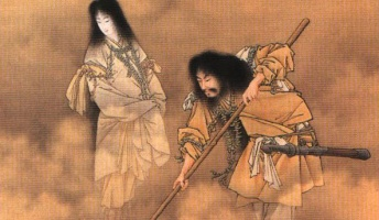 彡(゚)(゚)と学ぶ日本神話