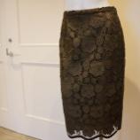『N°21(ヌメロ ヴェントゥーノ)ボタニカルレーススカート』の画像