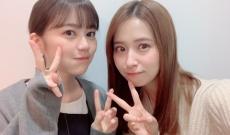 事務所で乃木坂46メンバーと卒業生がばったり出会う!