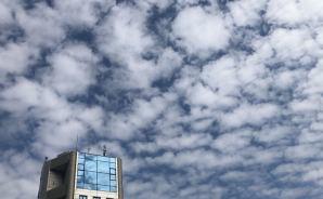ひつじ雲とうろこ雲の見分け方