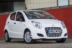 スズキ「アルト」 英国で最も信頼されるシティカーに選出!