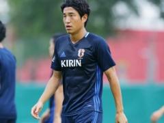 【速報動画】日本代表、先制!金崎夢生の見事なボレー!1-0!