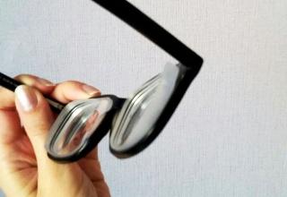 数年振りに眼鏡を新調したら