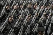 【悲報】ブラジルの犯罪発生率。もう滅茶苦茶